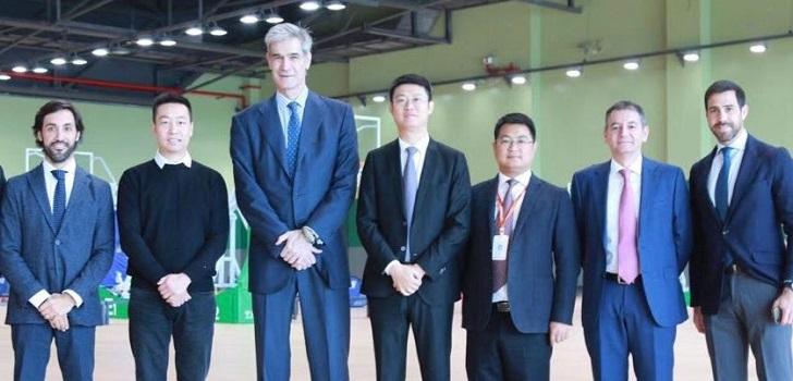 ACB crece en China
