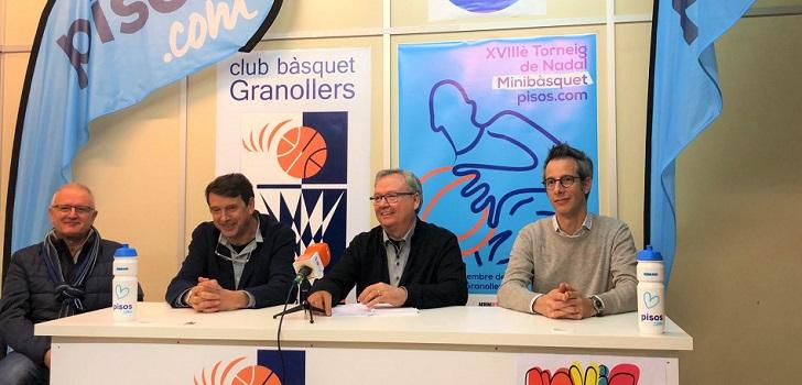 En el torneo de minibasquet patrocinador por Pisos.com participarán algunas de las canteras de los clubes de la ACB