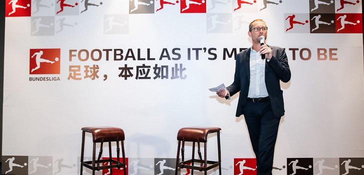 La Bundesliga blinda a su director de internacionalización en plena expansión del negocio