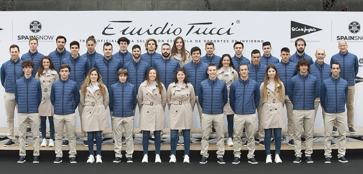 El Corte Inglés vestirá a los deportistas españoles de disciplinas de invierno