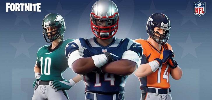 La NFL se mete de lleno en la tormenta de los eSports. La liga de fútbol  americano ha llegado a un acuerdo con Epic Games 567308a8a66