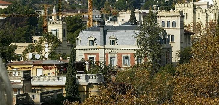 La Moraleja y Vallvidrera-Tibidabo repiten como los distritos más ricos de España