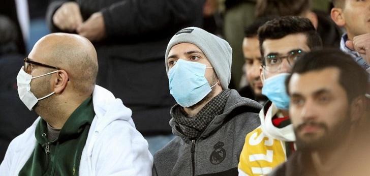 La Comunidad de Madrid retira el uso obligatorio de la mascarilla en los estadios