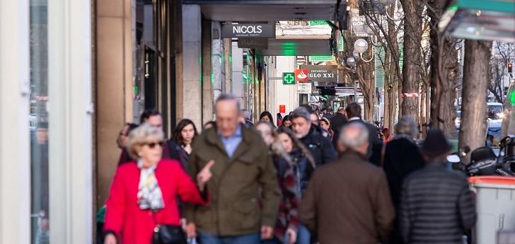 Los españoles empiezan a recuperar la confianza en el cuarto trimestre de 2020