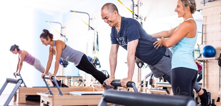 Club Pilates desembarca en España con un centro en Barcelona