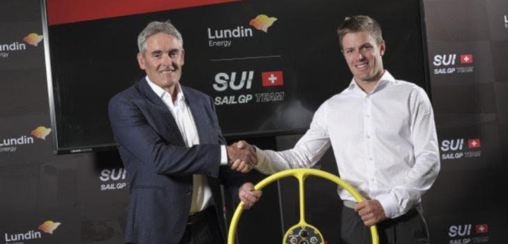 SailGP crece dando entrada a un nuevo equipo suizo