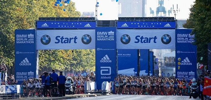 El Maratón de Berlín se disputará este domingo con 25.000 participantes