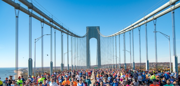 La maratón de Nueva York se disputará en noviembre con 33.000 corredores