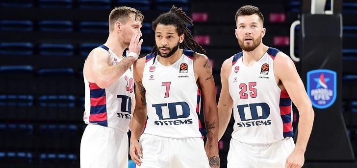 El Baskonia rompe con TD Systems y busca patrocinador principal