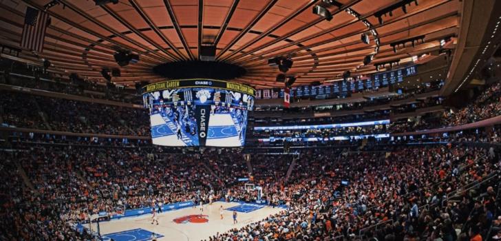 El dueño de Knicks y Rangers contrae sus ingresos un 31% en el primer trimestre
