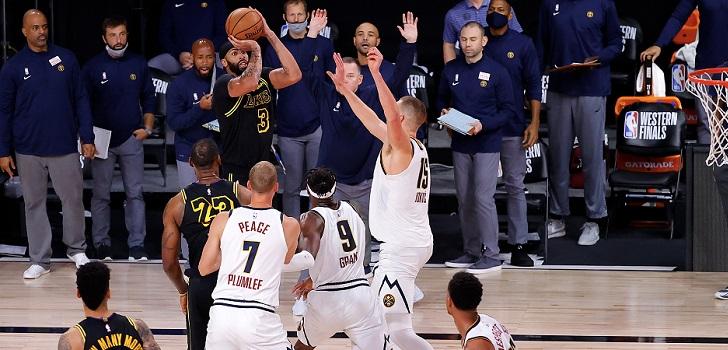 La NBA reduce a un tercio la caída de ingresos en la temporada 2020-2021