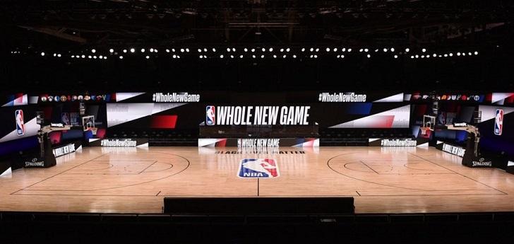La NBA enciende el 'helicóptero': treinta millones por equipo para hacer frente al Covid-19