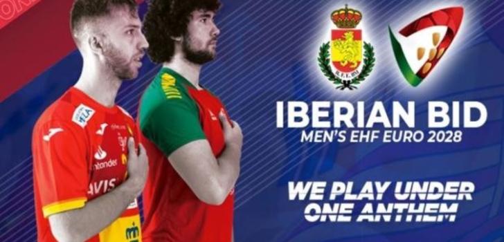 España y Portugal presentan candidatura conjunta para la Euro de balonmano 2028