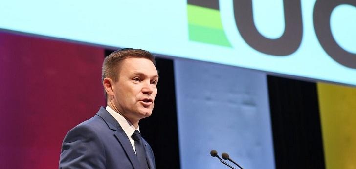 David Lappartient, reelegido presidente de la UCI