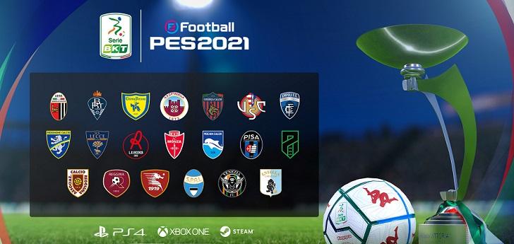 Konami se abona al 'catenaccio' en el PES 2021