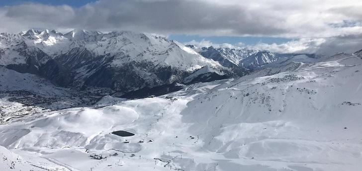 Las estaciones de esquí de Aramón siguen los pasos de Candanchú y presentan un Erte