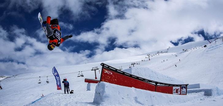 El Mundial de 'snowboard' y esquí 'freestyle' se traslada de China a Aspen