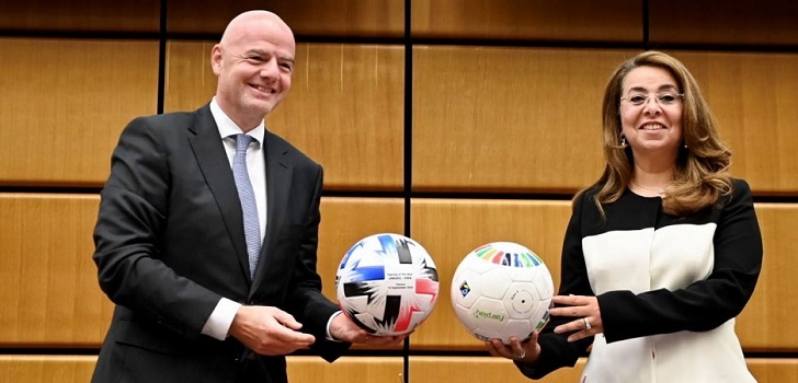 La Fifa se alía con la ONU para poner coto a la delincuencia en el fútbol