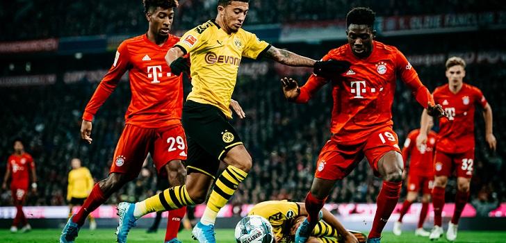 Telefónica renueva los derechos de la Bundesliga a la baja