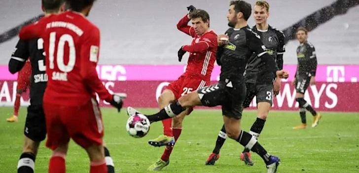 Bundesliga: partidos a puerta cerrada hasta mayo