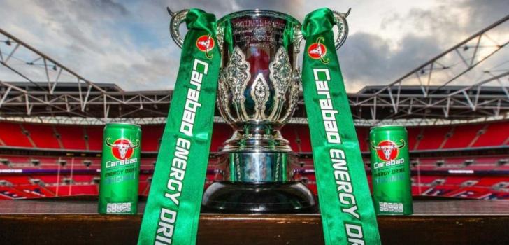 Carabao pagará 10,3 millones extra por dar nombre a la EFL Cup dos años más