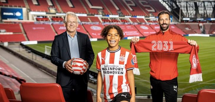 El PSV renueva con Philips el contrato de patrocinio más antiguo del mundo