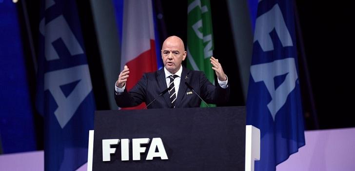 La Fifa hunde sus ingresos un 65% y pierde 683 millones de dólares en 2020