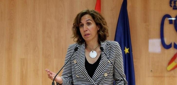 """Irene Lozano (CSD): """"La Superliga perjudicaría al fútbol europeo y español"""""""