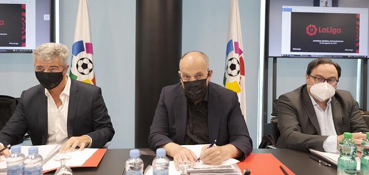 Real Madrid, FC Barcelona y Athletic impugnan el acuerdo entre LaLiga y CVC