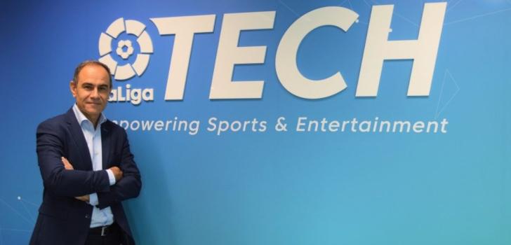 LaLiga ficha en Huawei al consejero delegado de LaLiga Tech