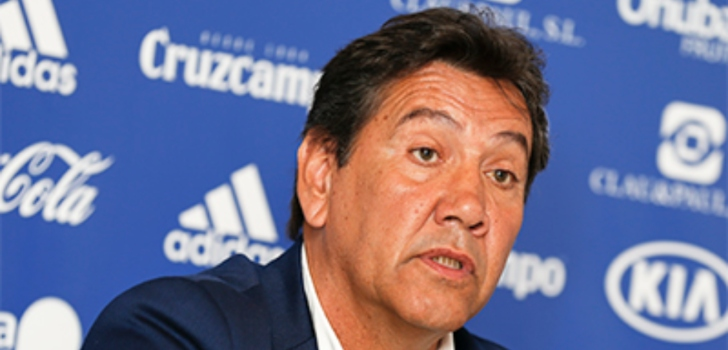 El Recreativo de Huelva, sin presidente tras la dimisión de Manuel Zambrano