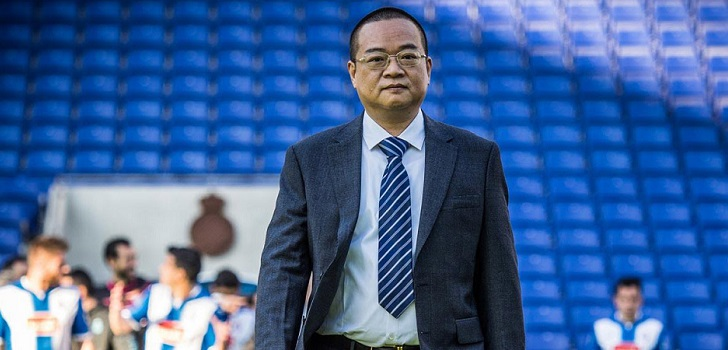 RCD Espanyol: Chen Yansheng inyecta otros 20 millones en el club