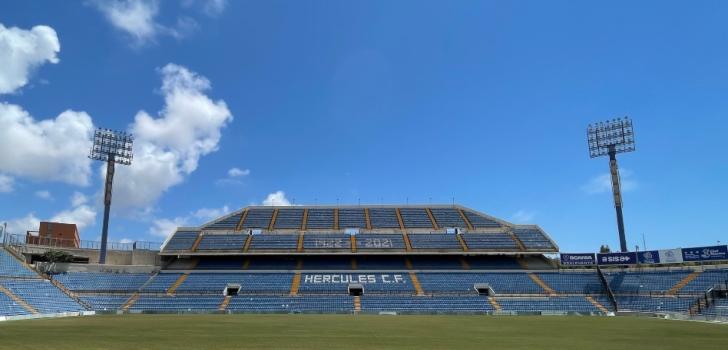 La junta de accionistas del Hércules aprueba una ampliación de capital de 4,3 millones