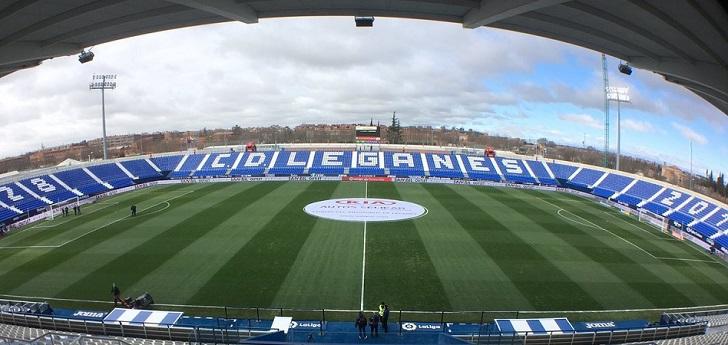 La ronda final de la Copa de la Reina se disputará en el estadio del Leganés