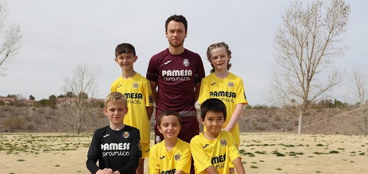 El Villarreal CF abre en Indiana su octava academia en Estados Unidos