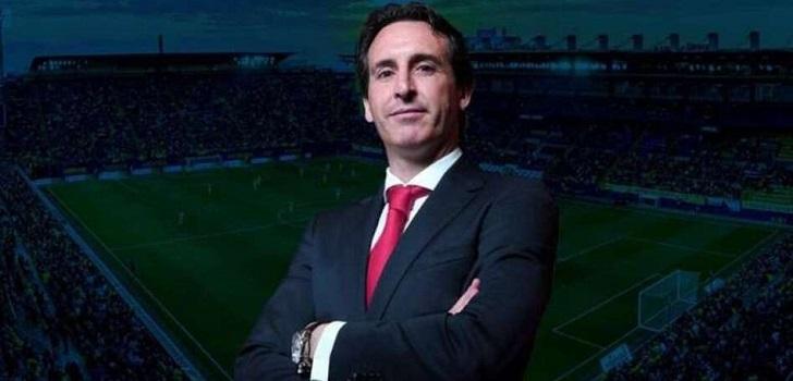 El entrenador Unai Emery se hace con el control del Real Unión