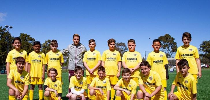 El Villarreal abre una academia de fútbol en Houston