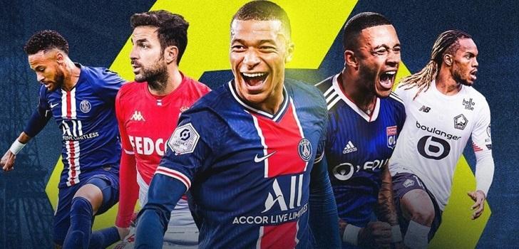 Eleven Portugal retiene los derechos de emisión de la Ligue 1 hasta 2024