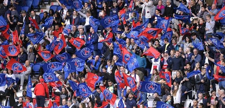Los estadios franceses podrán reabrir con un aforo de entre el 30% y el 70%