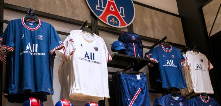 El PSG, a por EEUU: abre una tienda en Los Ángeles de la mano de Fanatics
