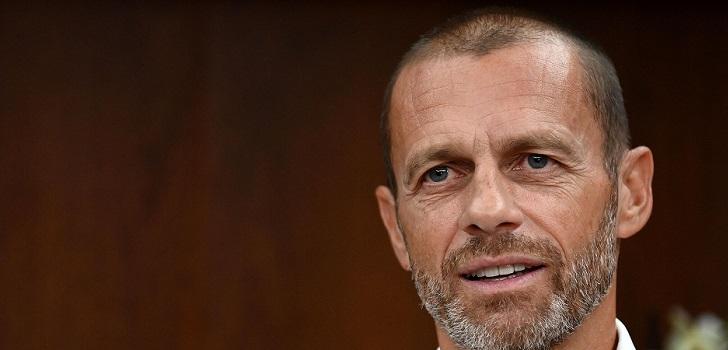La Uefa reduce ingresos un 21% en 2020, hasta 3.038 millones de euros