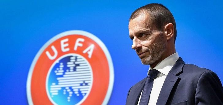 La Uefa abre expediente a Barça, Madrid y Juventus por la Superliga