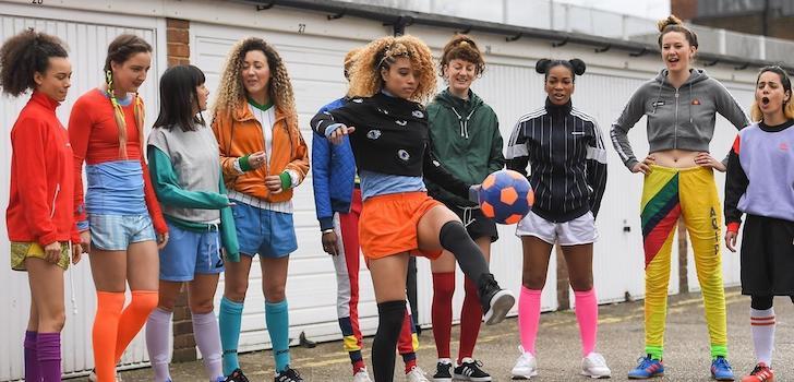 Hublot se suma al proyecto de la Uefa para relanzar el fútbol femenino