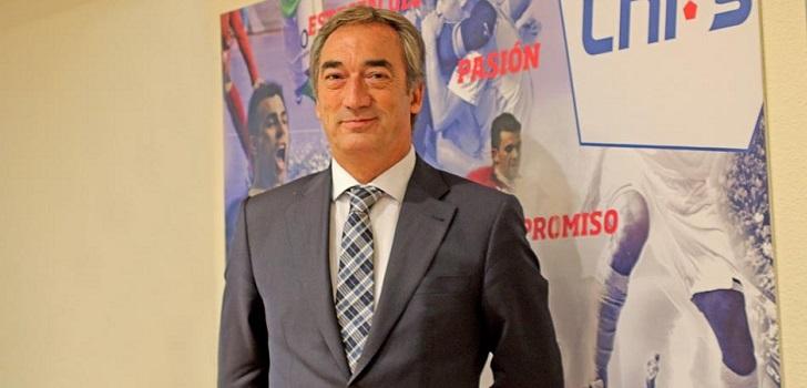 La Liga Nacional de Fútbol Sala reelige a Javier Lozano como presidente hasta 2023