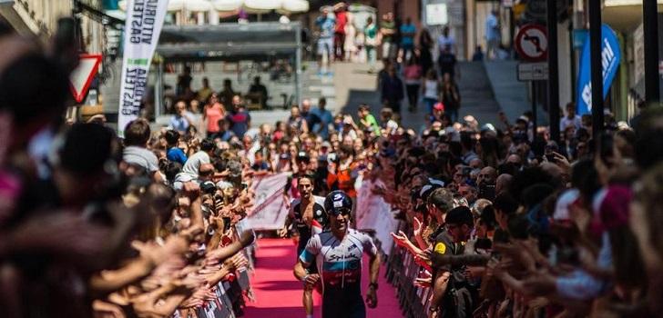 Ironman Group renueva con Vitoria por tres años más