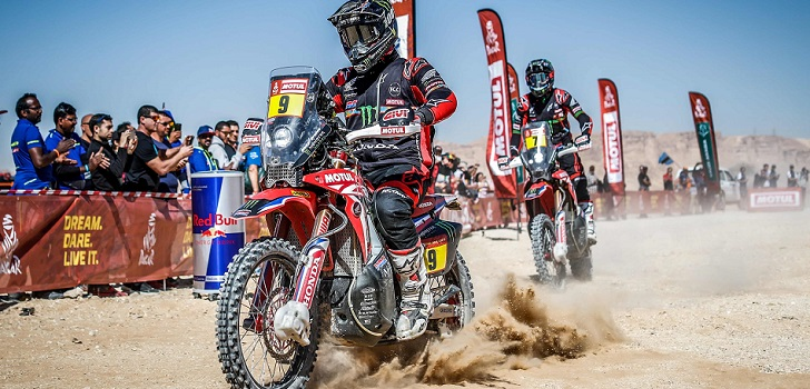 Motul 'acelera' en motor: renueva como patrocinador del Rally Dakar 2021