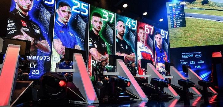 Dorna Sports renueva con Lenovo para el Campeonato de eSports de MotoGP