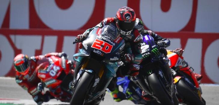 MotoGP renueva con BT Sport en el Reino Unido durante tres años más
