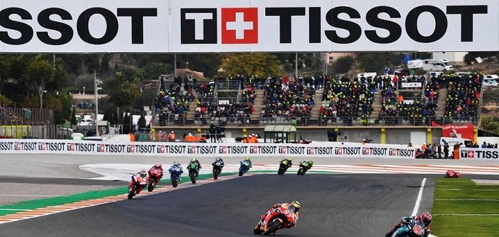 Tissot se hace con los 'title rights' del Gran Premio de Aragón de MotoGP