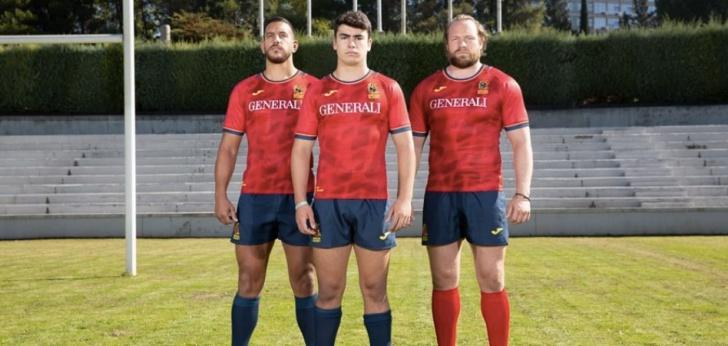 Joma se pone en la piel de los Leones y Leonas del rugby